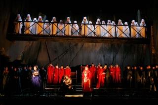 LA Opera's I Due Foscari