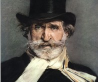 Portrait of Giuseppe Verdi by Giovanni Boldini