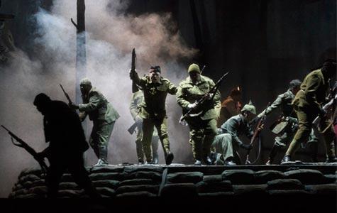 Opera Philadelphia's Silent Night