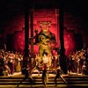 A scene from San Diego Opera's SAMSON AND DELILAH. Photo by J. Katarzyna Woronowicz.