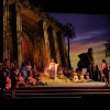 The widely popular SAMSON AND DELILAH returns on February 16, 2013 with Nadia Krasteva and Clifton Forbis in the title role. Photo by Ken Howard, 2007.