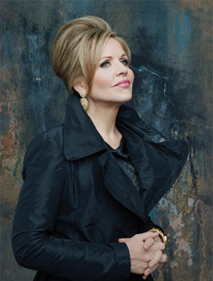 Renee Fleming Photo: Decca/Andrew-Eccles