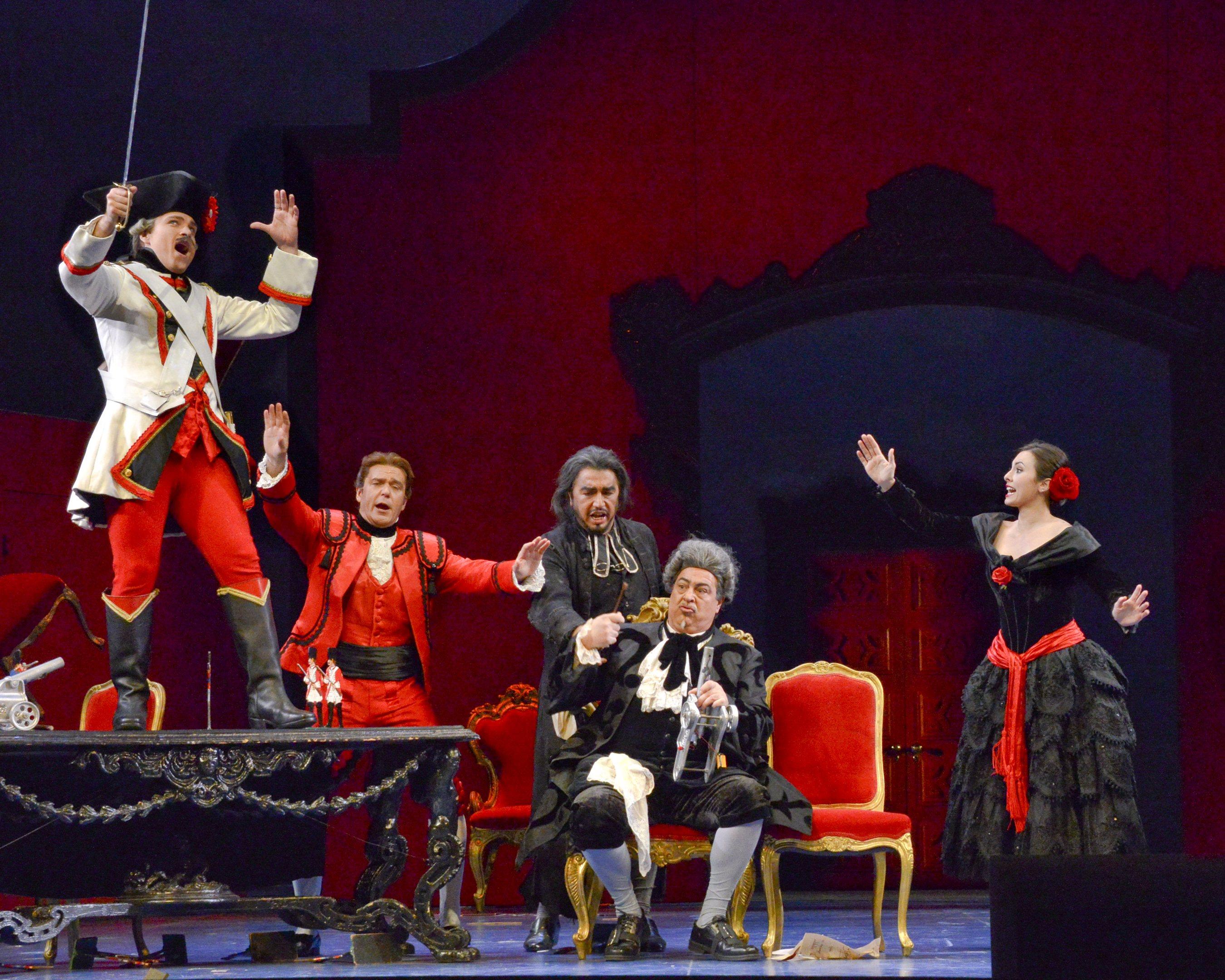 The Barber of Seville —The Dallas Opera