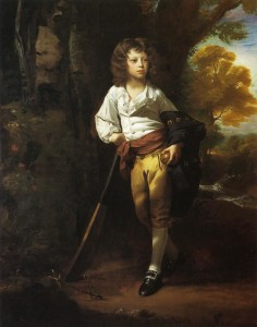 Richard Heber (1782) painted by John Singleton Copley.