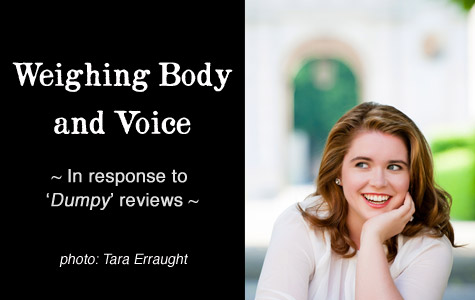 Tara Erraught Body and Voice