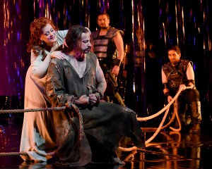 Deborah Voigt | Greer Grimsley  | Salome | Dallas Oper