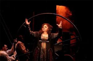 Stephanie Blythe -Un Ballo in Maschera, Metropolitan Opera Photo: Beatriz Schiller/Metropolitan Opera