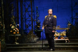 Fort Worth Opera  — Giorgio Germont: Nicholas Pallesen