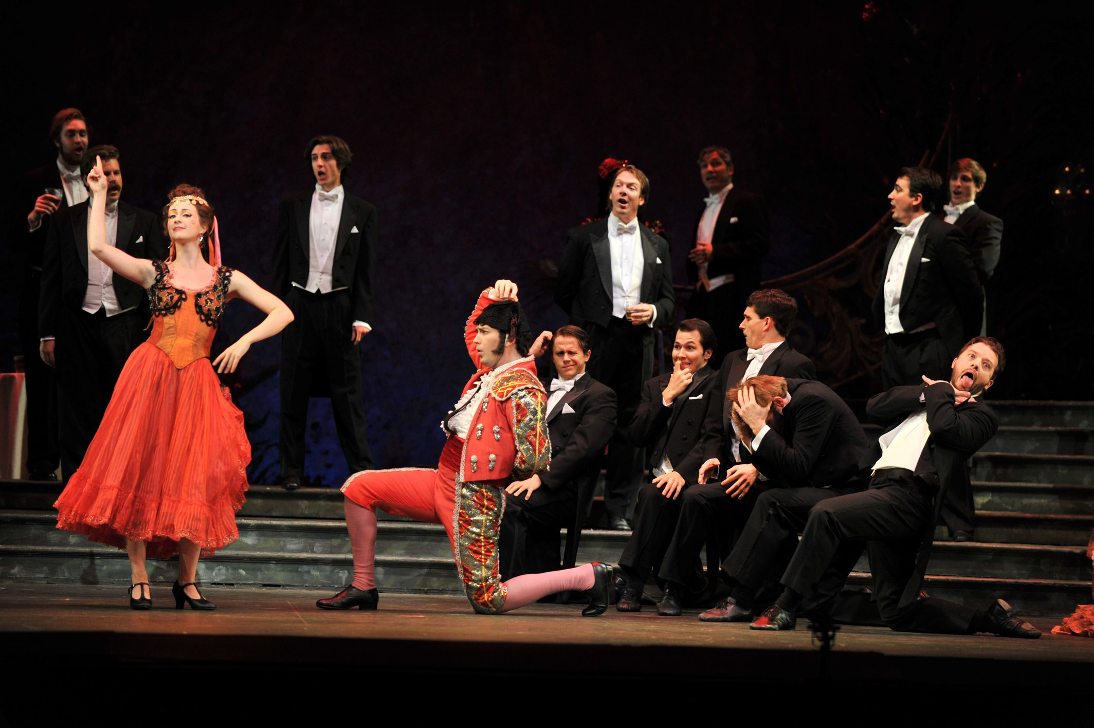 Fort Worth Opera Festival — La Traviata