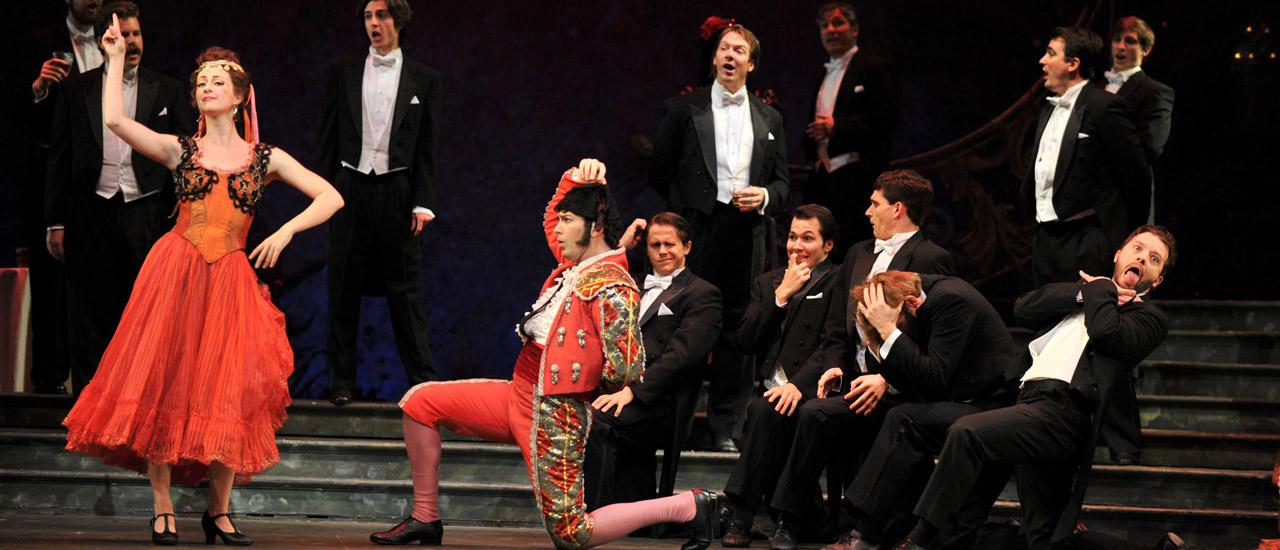 Fort Worth Opera Festival — La Traviata