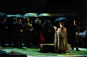 Fort Worth Opera Festival — Hamlet