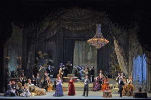 Fort Worth Opera Festival La Traviata