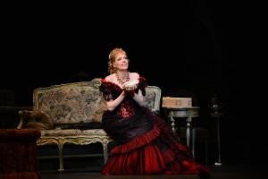 Fort Worth Opera Festival — La Traviata — Violetta: Rachelle Durkin