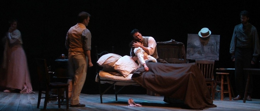 Opera Birmingham's La Boheme - 2015 Credit:  Eleanor Walter