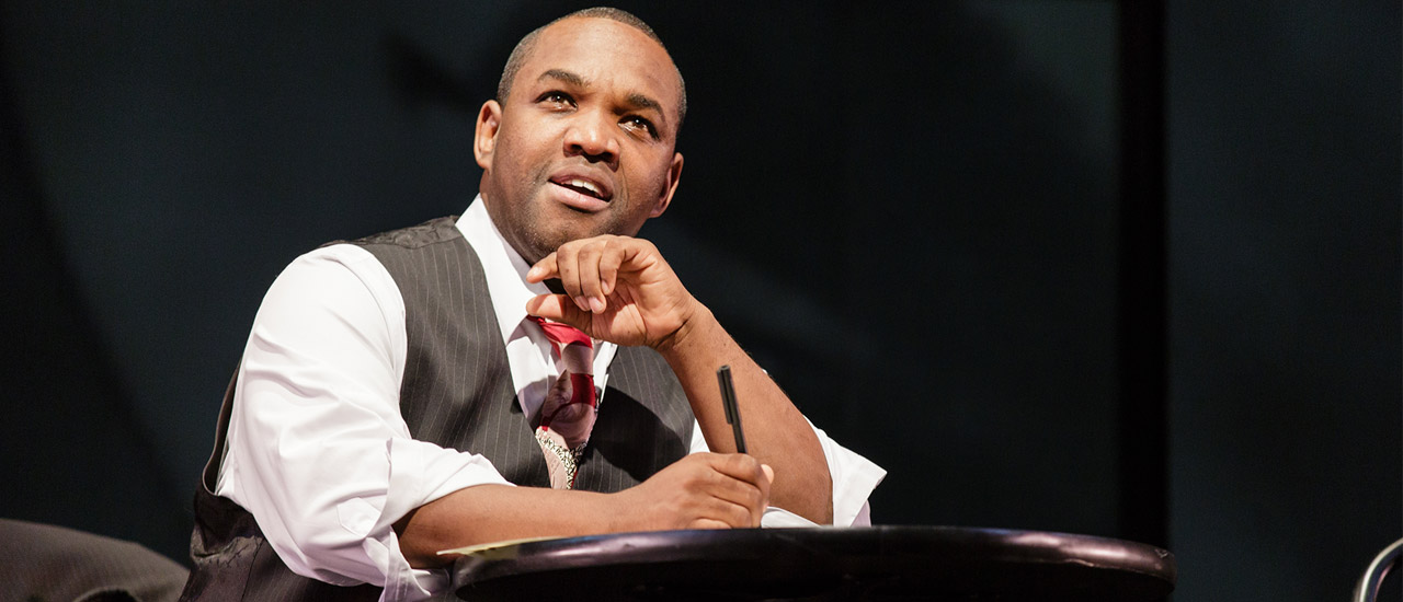 Tenor Lawrence Brownlee stars as Charlie Parker in the World Premiere of Charlie Parker's YARDBIRD