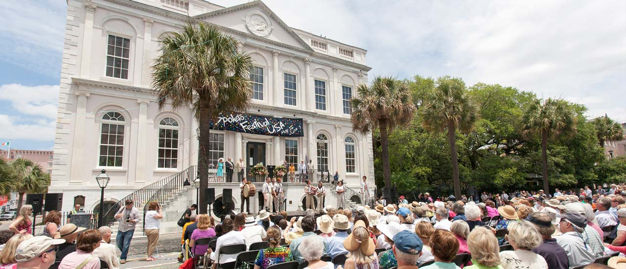 Spoleto Festival 2015 Opening Ceremonies Photo (c) Julia Lynn Photography
