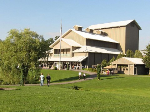 Glimmerglass Opera Festival - Photo via Flickr: Bosc d'Anjou